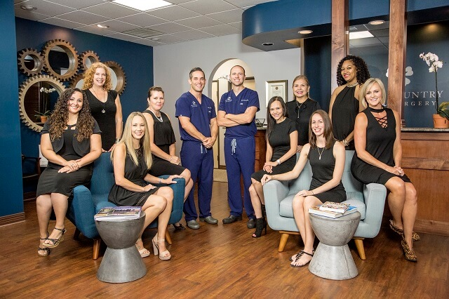 Hill Country Oral Surgery Staff